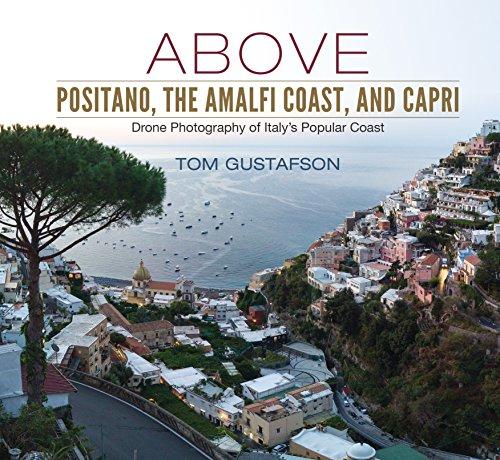 Italy Photograph - Above Positano, The Amalfi Coast, and Capri - Drone Photographs of Italy's Gorgeous Coast