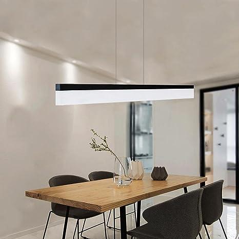 Lámparas de iluminación LED para oficinas Oficina moderna ...