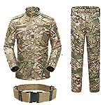 H Monde Shopping pour Homme Tactique BDU Combat Uniforme Veste Chemise & Pantalons Costume pour l'armée Militaire… 6