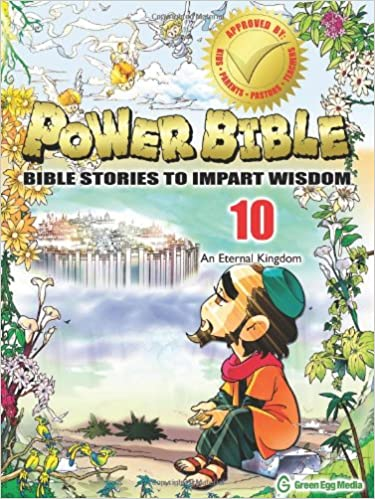 Power bible bible stories to impart wisdom 10 an eternal power bible bible stories to impart wisdom 10 an eternal kingdom kim shin joong 9781937212094 amazon books fandeluxe Images