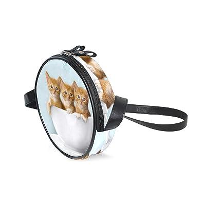 Amazon.com: Bolsas para mujer con diseño de gato y niña: Shoes