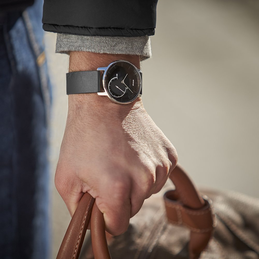 Withings Actività Steel - Activity and Sleep Tracking Watch by Withings (Image #3)