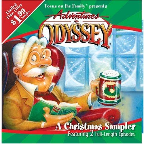 AIO Sampler: A Christmas Sampler (Adventures in Odyssey) (In Adventures Odyssey Cd Christmas)