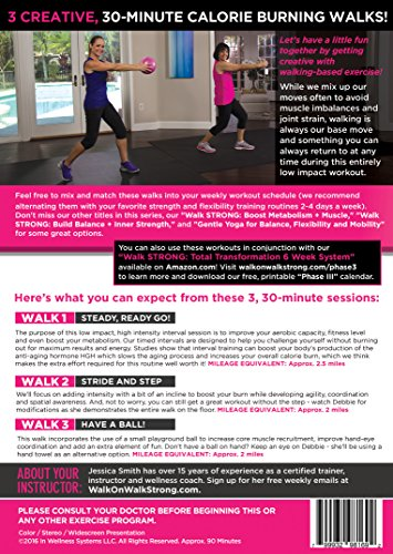 Jessica Smith: Burn Fat and Have...
