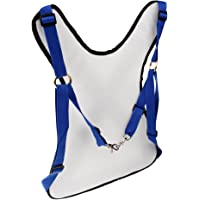 D DOLITY Thickened Sea Fishing Shoulder Harness Distributing Load Sprains Protector