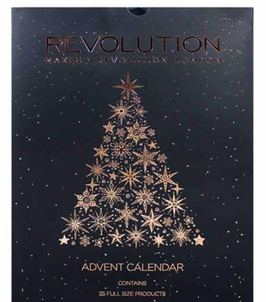 Makeup Makeup Makeup Revolution Advent Calendar 2017 7fd78f