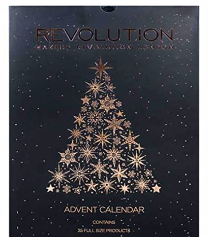 Calendario Avvento Makeup.Makeup Revolution Advent Calendar 2017