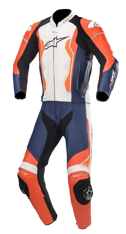 Alpinestars GP Force - Traje de cuero para moto (2 piezas): Amazon ...