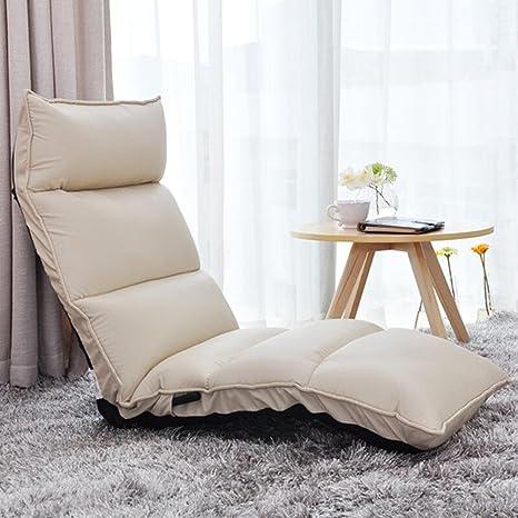 XXFFH® Multifunzionale pieghevole pigro divano Una persona, tessuto ...