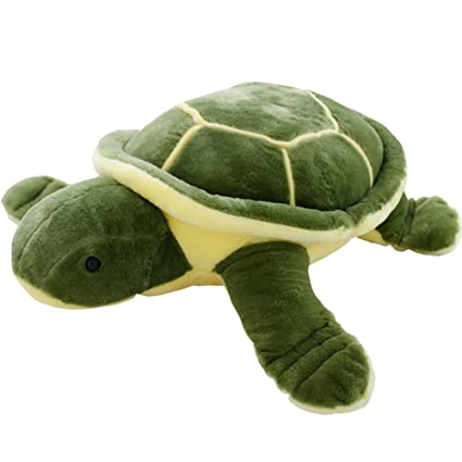 Amazon Com Soft Plush Toy Tortoise Doll Plush Toy Sea Turtle Pillow