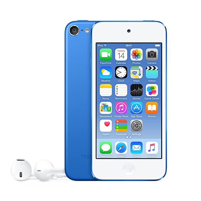 Apple iPod touch 32GB Reproductor de MP4 Plata - Reproductor MP3 (Reproductor de MP4, 32 GB, Lightning, Cámara incorporada, Plata, Auriculares incluidos): ...