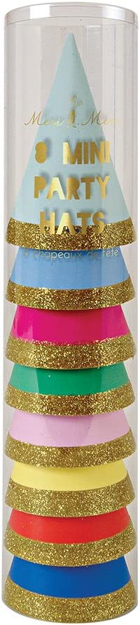 Meri Meri Happy Birthday Mini Party Hats