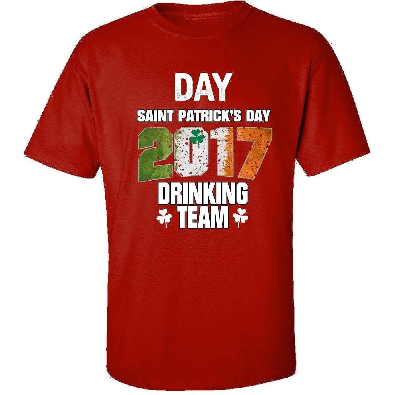 Day Irish St Patricks Day 2017 Drinking Team - Adult Shirt