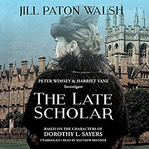 The Late Scholar Audiobook