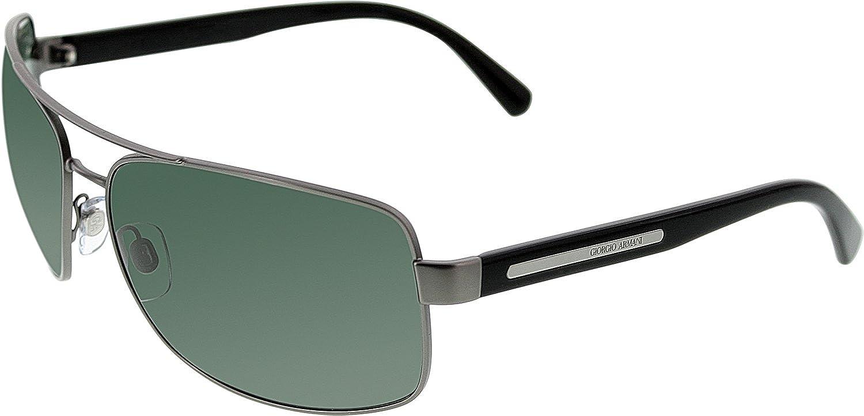 Gafas de Sol Giorgio Armani AR6011 MATTE GUNMETAL: Amazon.es ...