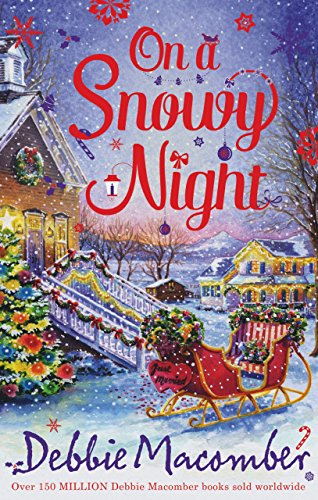 On a Snowy Night: The Christmas Basket / The Snow Bride by Debbie Macomber (4-Oct-2013) Paperback