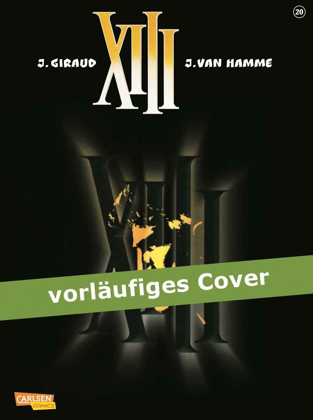 XIII 20: Der Tag der Mayflower Taschenbuch – 3. Juli 2012 Vance Yves Sente Iouri Jigounov Harald Sachse