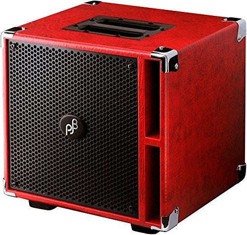 Phil Jones Bass Compact 4 400W 4x5 Bass Speaker Cabinet Red