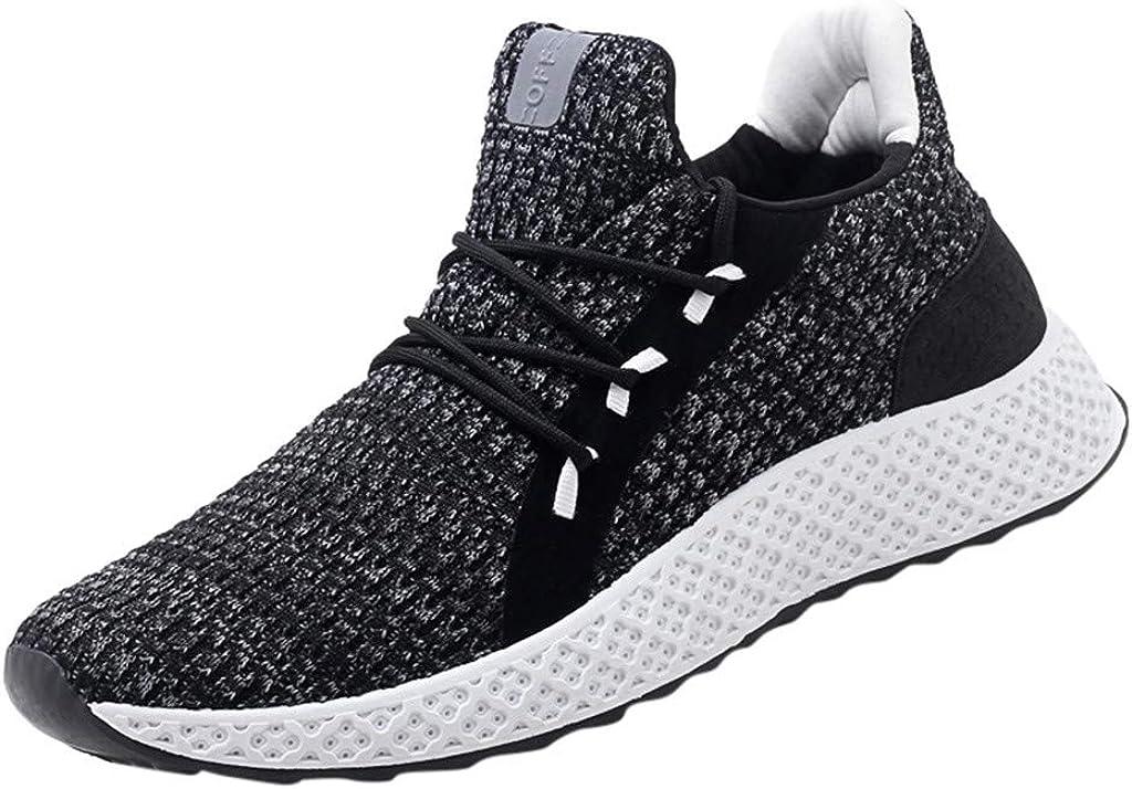 JiaMeng Zapatos Deportivos Running Zapatillas para Correr ...
