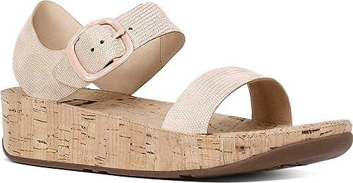 ffd3031ddb8c fitflop Women s Bon Dress Sandal Pink  Amazon.ca  Shoes   Handbags