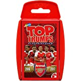 Arsenal FC 2016/17 Top Trumps Card Game