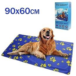 Pro Goleem Gel- Kühlmatte/Kühlpad für Haustiere - Hunde & Katzen, klein & groß