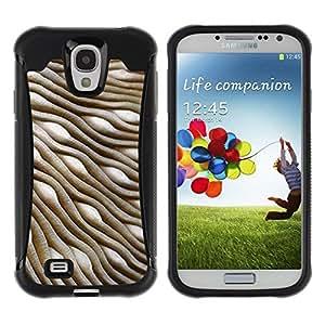 Suave TPU GEL Carcasa Funda Silicona Blando Estuche Caso de protección (para) Samsung Galaxy S4 IV I9500 / CECELL Phone case / / Dunes Desert Biology Abstract 3D /