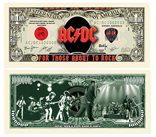 American Art Classics AC/DC Novelty