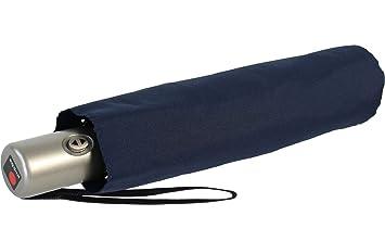 Knirps Mini Paraguas - Slim Duomatic - Plegable Marino 90cm: Amazon.es: Equipaje