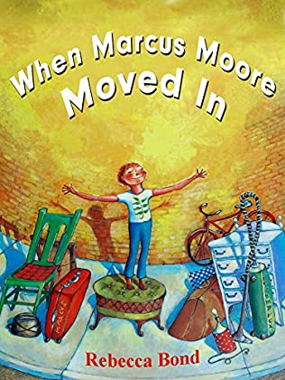 book cover of When Marcus Moore Moved In