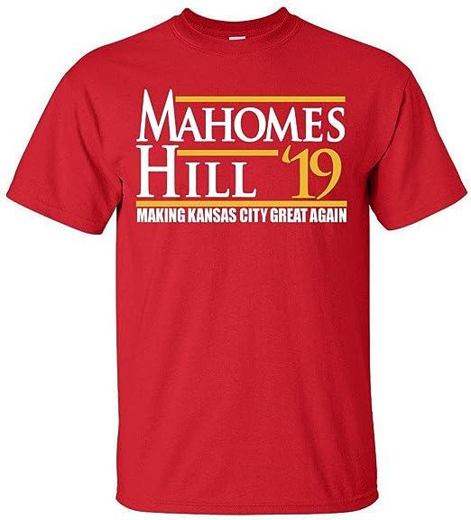The Silo RED Kansas City Hill Logo T-Shirt