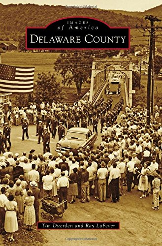Download Delaware County (Images of America) PDF