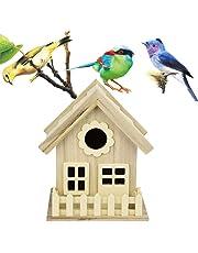 Gaddrt in legno Dox nido casa casetta per uccelli, 17.5x 16cm