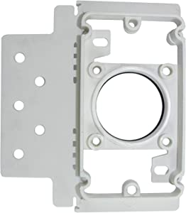 Hayden Central Vacuum Cleaner Mounting Plate & Adapter Plastic #030013-075-1041-01-791041W 10-Pack