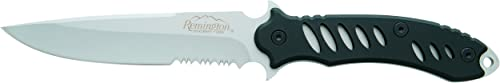 Remington F.A.S.T. Fixed Stainless Steel Knife Matte Black