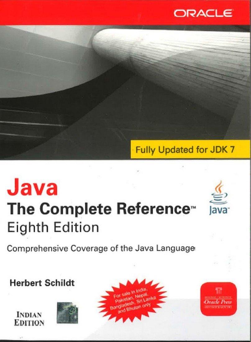 Java: The Complete Reference: Herbert Schildt: 9781259002465: Amazon.com:  Books