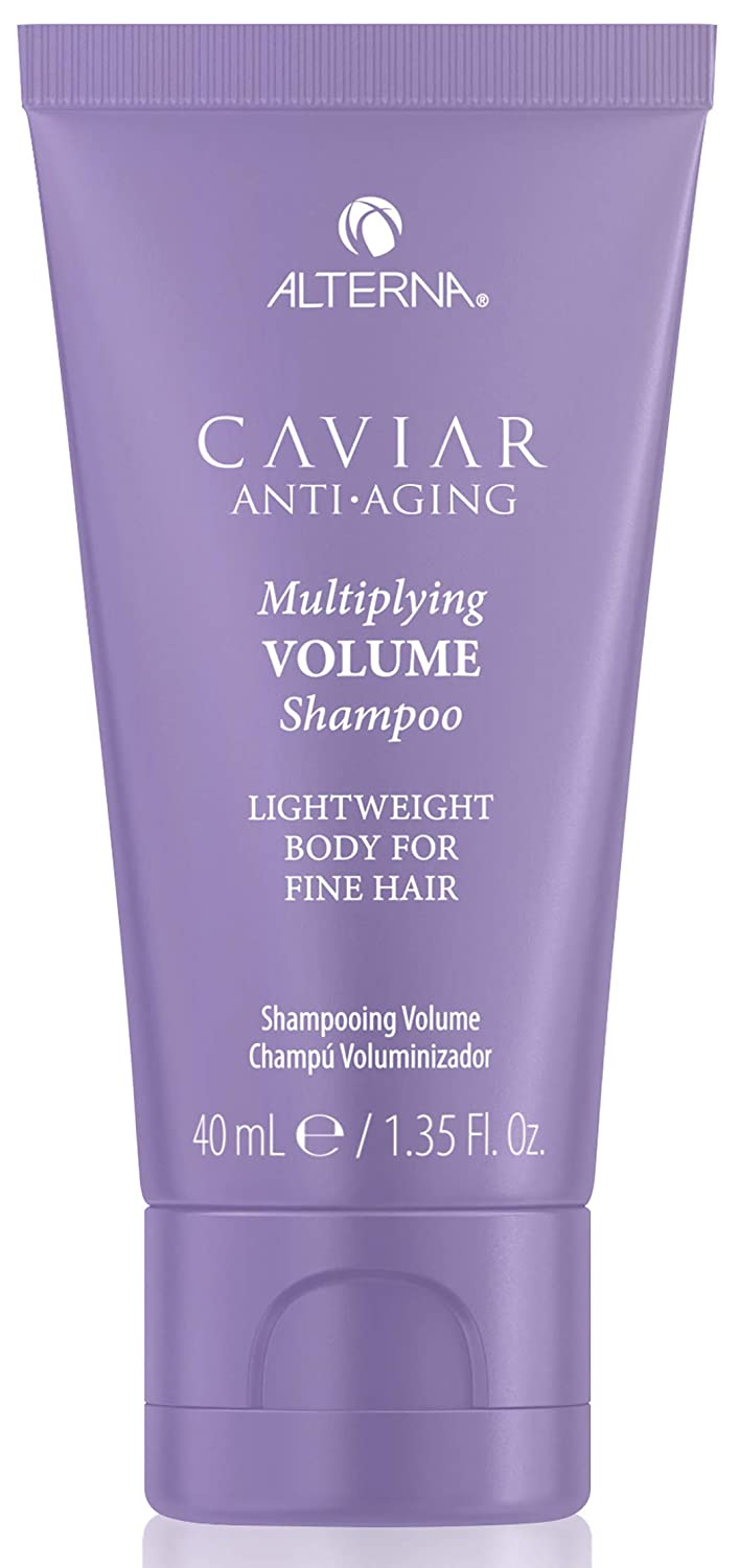 Alterna Caviar Anti-Aging Multiplying Volume Shampoo Mini, 1.35 Fl Oz