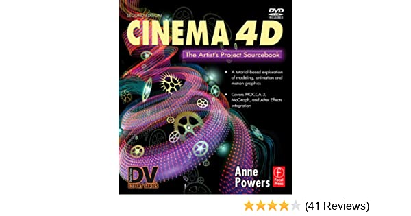 CINEMA 4D: The Artist's Project Sourcebook - Kindle edition