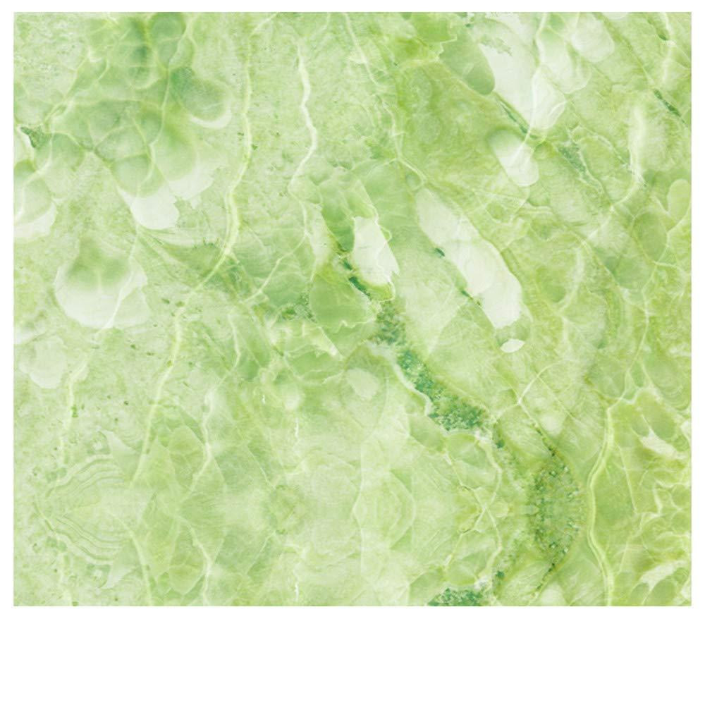 Wallpaper, Ymibull Marble Contact Paper Self Adhesive Glossy Worktop Peel Stick Wall Sticker Roll (B)