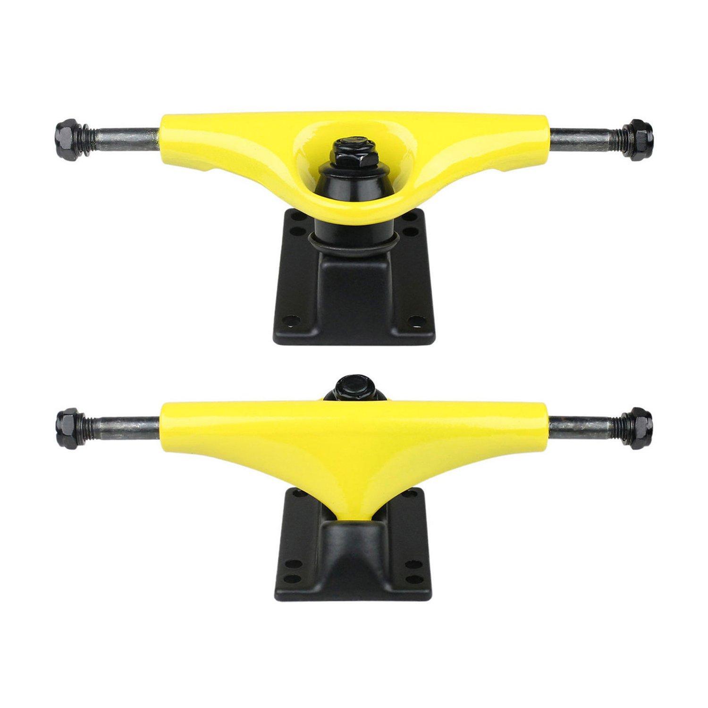 Havoc 5.0 Skateboard Trucks, Yellow by Havoc