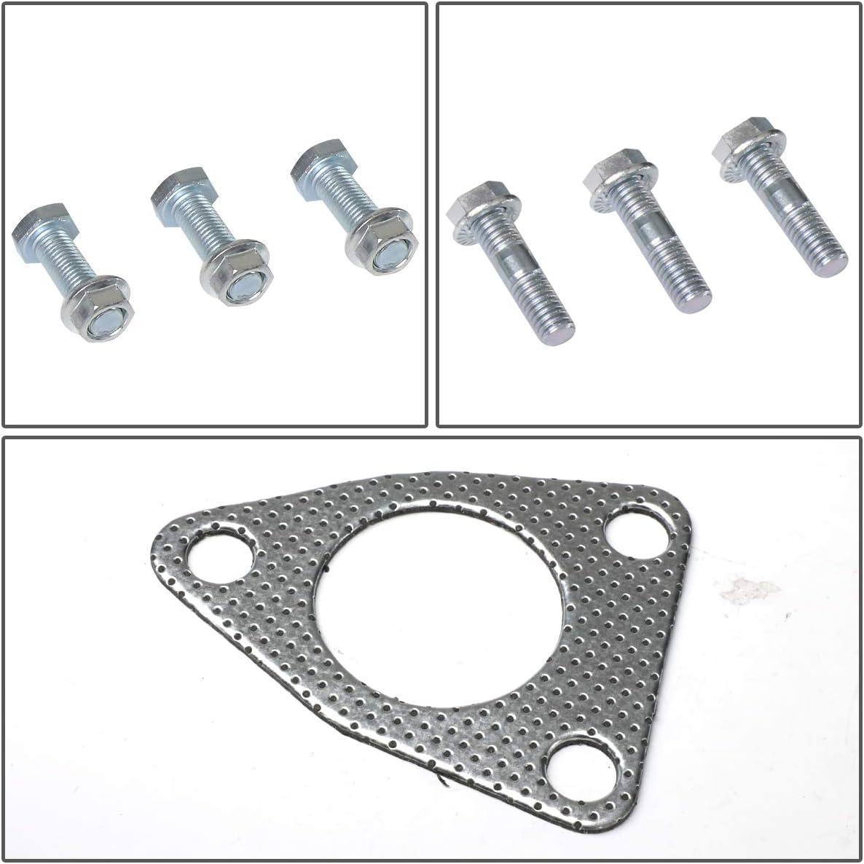 DNA Motoring GKTSET-HA90 Aluminum Exhaust Manifold Header Gasket Set Replacement