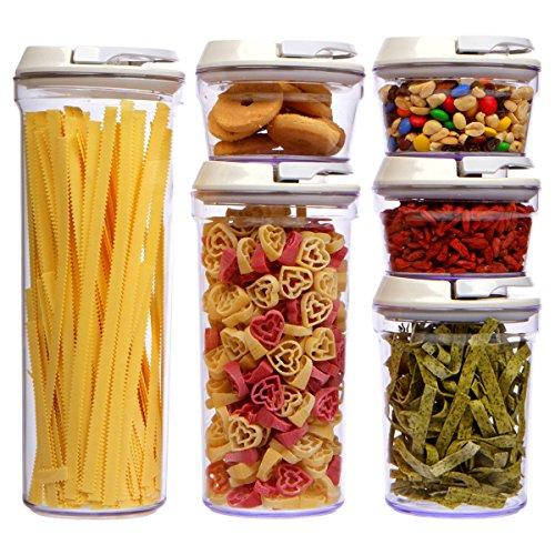 lock candy jar - 8