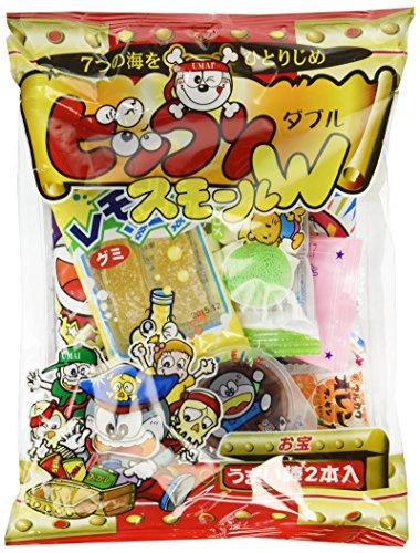 Japanese-snack-sweets-Surprised-Small-Pack-W-Assortment-Dagashi-Oyatsu