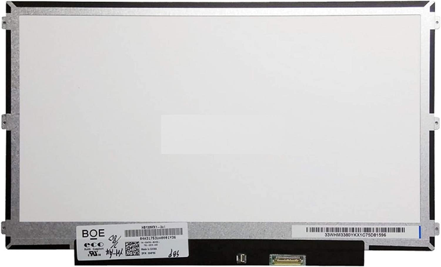 """For Dell Latitude 3340 3350 3380 Laptop Led LCD Screen Replacement 13.3"""" WXGA HD YP9X0"""