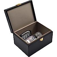 Faraday Key Fob Protector Box, RFID Signal Blocking Box, Faraday Box Signal Blocking… photo