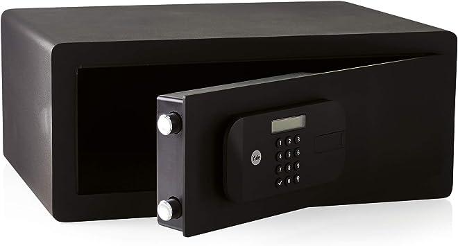 Caja Fuerte motorizada de Alta Seguridad con Huellas Dactilares para Ordenador portátil: Amazon.es: Bricolaje y herramientas