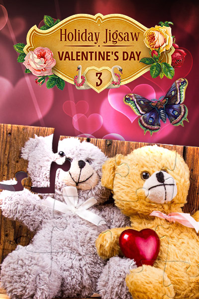 Holiday Jigsaw: Valentine's Day 3 [Download]