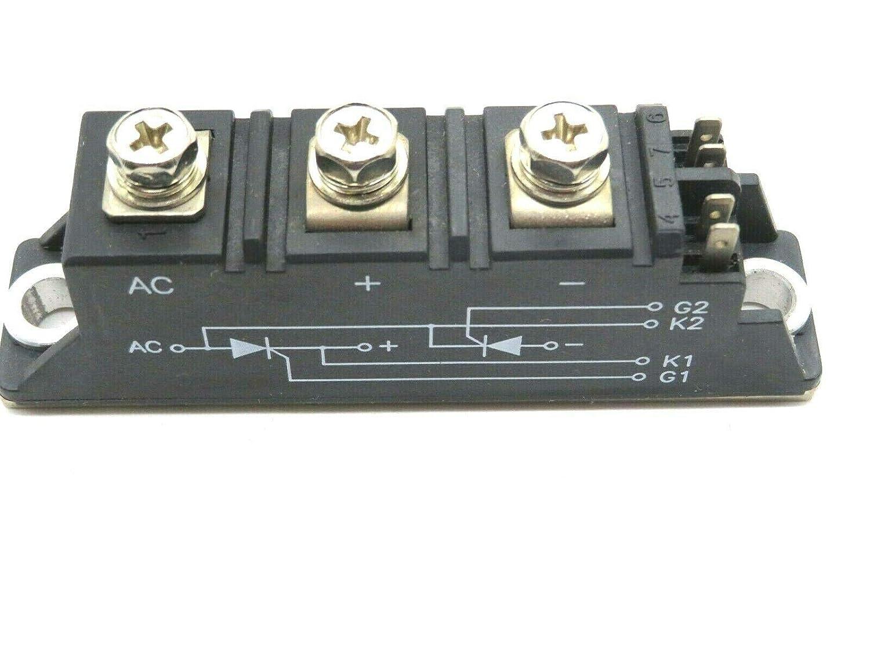 7 Pin NTE Electronics NTE5710 Powerblock Module 1200V 55 Amp Current Rating