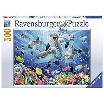Ravensburger Italy Puzzle Delfini 500 Pezzi 14709