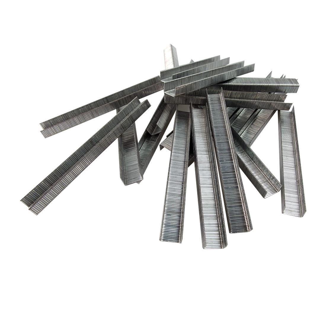 4//6//8/mm WSS Stahl-Heftpistole Polster-Hefter mit 2500 Heftklammern Tacker